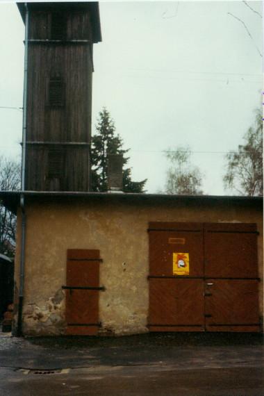 Feuerwehrgerätehalle Bär-Gäßchen