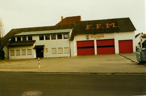 Feuerwehrgerätehaus Urnenstraße